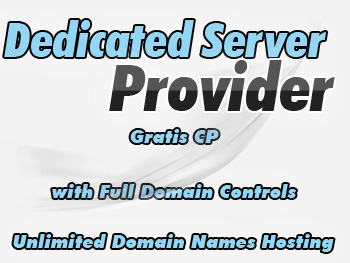Inexpensive dedicated web hosting service